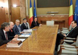 Prioritățile comunităților românești din județele Harghita, Covasna și Mureș au fost prezentate, ieri, premierul Ludovic Orban