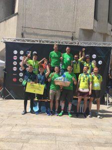 """Bilanțul anului 2019: 35 de medalii, dintre care 21 de aur, 7de argint şi 7 de bronz, pentru sportivii Cercului  de Alergare """"Gall Lajos"""""""