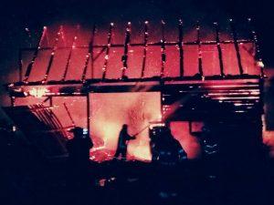 Incendiu la o șură din Brateș