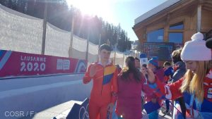 JOT 2020 Lausanne: Andrei Nica, medaliat cu aur la monobob