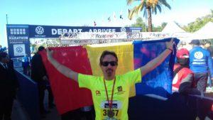 Participare covăsneană la Marrakech Marathon