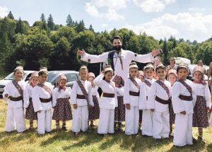 """Părintele VASILE ANTONIE TĂMAȘ – Vâlcele, jud. Covasna:""""În 2020, cea mai importantă ar trebui să fie iertarea!"""""""