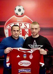 Sepsi OSK l-a transferat pe Lorant Kovacs, fost jucător al Universităţii Cluj