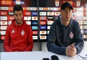Şansele noastre la playoff sunt minime, spune Leo Grozavu, antrenorul echipei Sepsi OSK