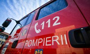 ISU Covasna: Pompierii covăsneni intervin la stingerea a 3 incendii de vegetație uscată