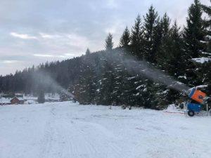 Serbările Zăpezii, la Covasna