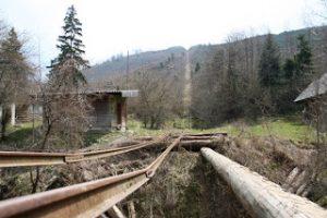 Calea ferată îngustă şi Planul înclinat de la Comandău, cumpărate de autorităţi