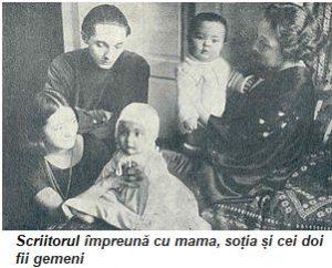 """123 de ani de la nașterea scriitorului Ionel Teodoreanu, autorul trilogiei """"La Medeleni"""""""