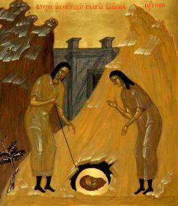 Tradiţii: 24 februarie - Aflarea Capului Sf. Ioan Botezătorul și Ziua îndrăgostiţilor la români