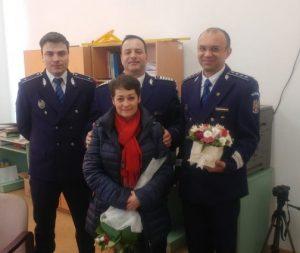 Kati Szabó a fost prezentă la festivitate de aniversare a 400 de ani de la înfințarea școlii din Brateș