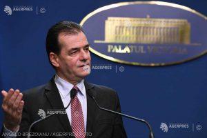 Iohannis: Ludovic Orban şi-a depus mandatul de prim-ministru desemnat; am acceptat
