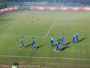 Fotbal - Liga I: Sepsi OSK Sfântu Gheorghe - FC Botoşani 0-1