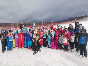 """Cupa de schi """"Prof. Iordan Popica"""", o nouă ediție, un nou succes"""