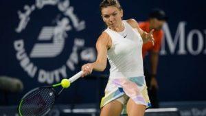 Simona Halep în semifinalele turneului de la Dubai