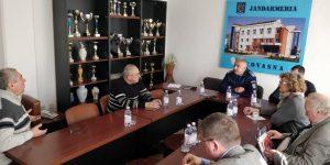 IJJ Covasna: Organizarea și desfășurarea adunărilor publice, din perspectiva măsurilor de ordine publică și siguranță a participanților