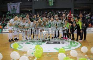 Sepsi SIC Sfântu Gheorghe a câștigat Cupa României pentru a 5-a oară
