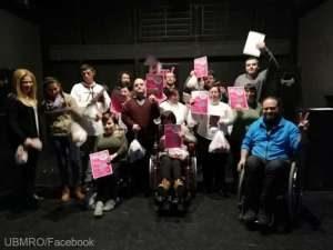 O excursie de 10 zile în Olanda, pentru câștigătorul concursului de talente muzicale pentru persoane cu dizabilități