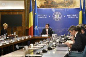 Lista noului Cabinet Orban şi programul de guvernare actualizat - depuse la Parlament