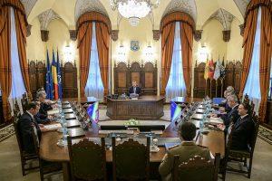 Iohannis: Miercuri, şedinţă CSAT pe tema coronavirus
