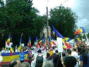 Protest la București, duminică, pentru a cere Instituției Prezidențiale să NU promulge legea Codului Administrativ