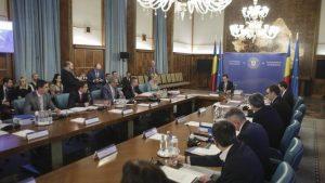 Proiectele de acte normative adoptate sau de care guvernul a luat act  în cadrul ședinței din 4 februarie