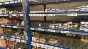 Ministrul Agriculturii: Facem apel la calm; asigurăm cetăţenii că există stocuri de alimente şi apă suficiente