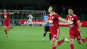 Sepsi OSK Sfântu Gheorghe, calificată în semifinalele Cupei României