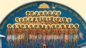 Tradiţii: Cei 40 de Sfinţi Mucenici