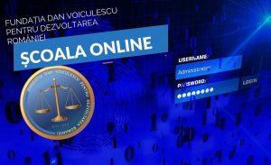 Platformă online de cursuri demonstrative, lansată deFundația Dan Voiculescu pentru Dezvoltarea României