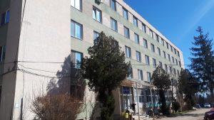 Spitalul Judeţean a stabilit clădirile în care vor fi trataţi eventualii bolnavi de COVID-19