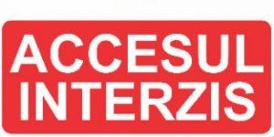 Măsuri restrictive la DSVSA Covasna, până la sfârșitul lunii