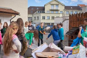 TEGA suspendă Concursul de colectare a deșeurilor selective de hârtie și carton