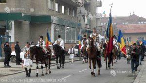 Ziua solidarităţii românilor de pretutindeni cu românii din Covasna, Harghita şi Mureş, sărbătorită la Sfântu Gheorghe