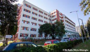 Prefectura Covasna:Nouă pacienţi COVID mai sunt internaţi la Spitalul Judeţean de Urgenţă din Sfântu Gheorghe