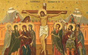 SĂPTĂMÂNA PATIMILOR: VINEREA MARE - moartea și îngroparea Domnului (Zi aliturgică. Denia Prohodului Domnului)