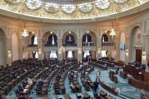 Cazanciuc: Senatul, în şedinţă de plen, miercuri; proiectul privind autonomia Ţinutului Secuiesc, pe ordinea de zi
