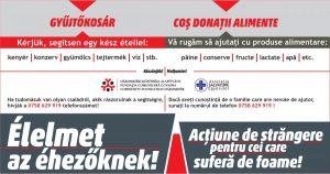 Acțiune în sprijinul persoanelor fără posibilități materiale