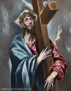 """DOZA DE CULTURĂ: """"Hristos ducându-şi crucea''"""