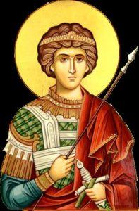 Tradiţii: Marele Mucenic Sf. Gheorghe sau Sângiorz