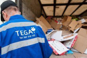 Campania comună a Primăriei și TEGA pentru debarasarea obiectelor vechi continuă