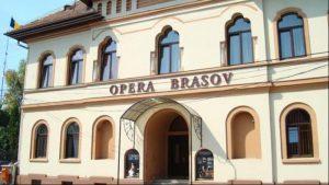 Colectivul Operei Brașov - implicat salutar în social