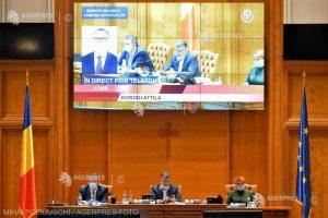 Camera Deputaţilor a respins proiectul de Cod administrativ iniţiat de UDMR