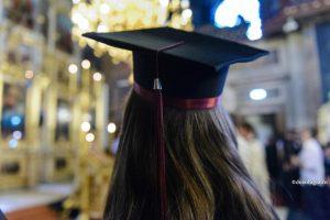 """""""Gaudeamus Igitur!"""" – gând absolvenților și elevilor, părinților și colegilor dascăli"""