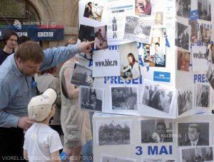 Ziua mondială a libertăţii presei (UNESCO)