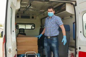 CJ a alocat fonduri pentru dotarea cu materiale sanitare a trei spitale şi recompensarea personalului medical