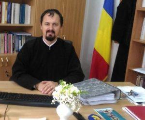 Preotul Sebastian Pârvu este noul director al Muzeului Primei Şcoli Româneşti din Brașov