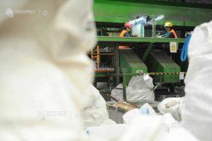Prima linie de reciclare a ecranelor plate din Europa Centrală şi de Est a fost pusă în funcţiune în România