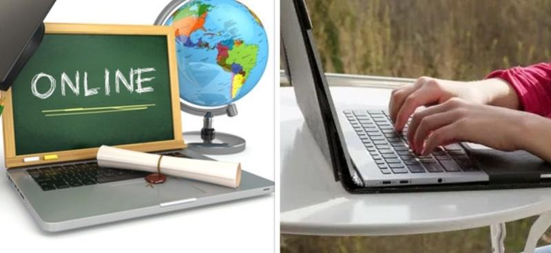 Doar câteva şcoli au optat pentru pregătirea on-line a elevilor pentru examenele de Evaluare naţională şi Bacalaureat