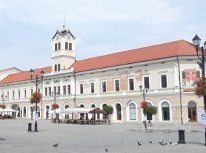Primăria Sfântu Gheorghe ar putea acorda spaţii extinse pentru terasele localurilor