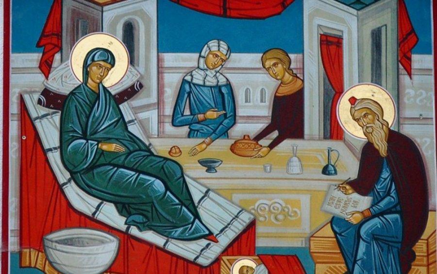 Naşterea Sf. Ioan Botezătorul și Sărbătoarea de Sânziene